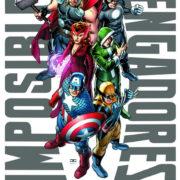 Marvel Now! Deluxe Imposibles Vengadores 1: La Sombra Roja