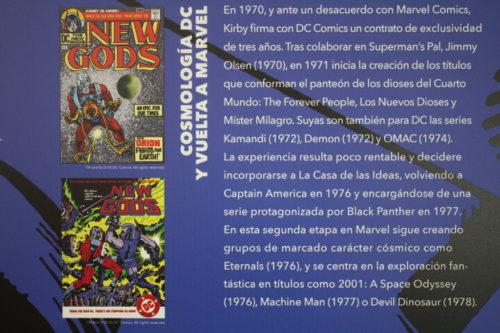 Cosmología DC y vuelta a Marvel