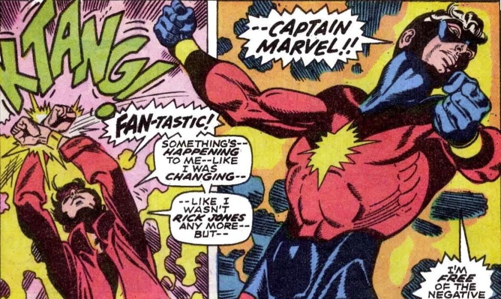 La saga de Thanos Rick Jones