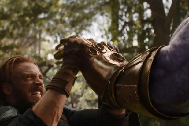 La saga de Thanos guantelete