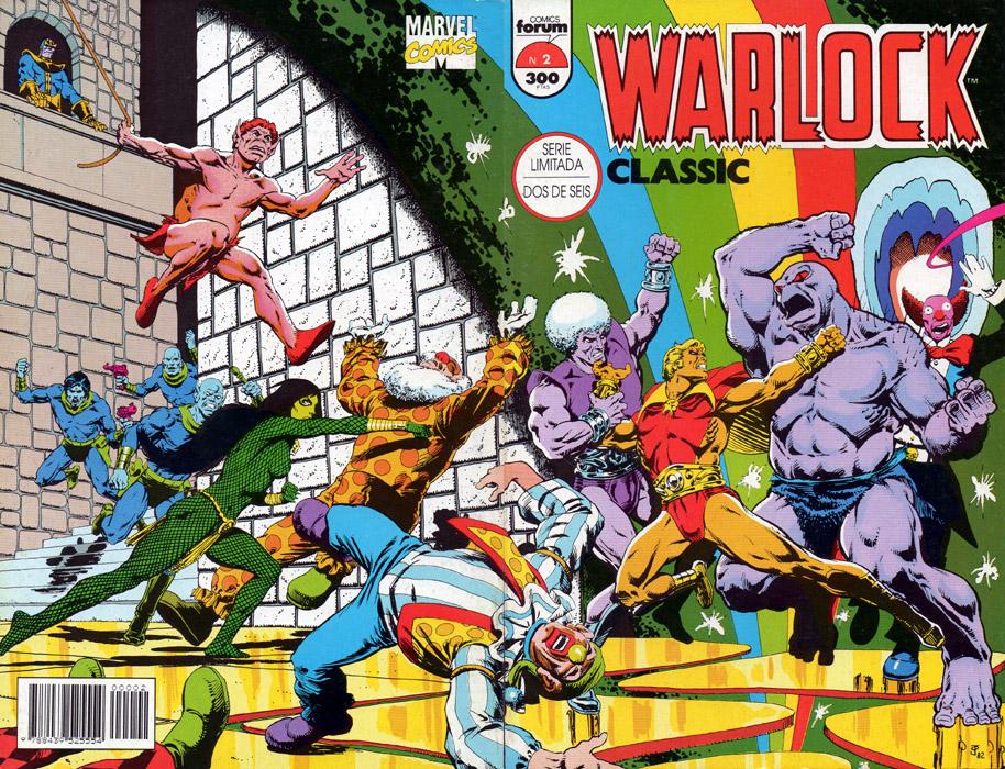 La saga de Thanos payasos