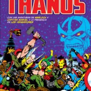 La saga de Thanos, de Jim Starlin