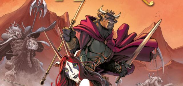 Los Campeones de Albión 2: Los malditos de Roncesvalles