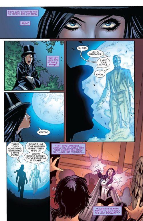 Musas de Gotham 2