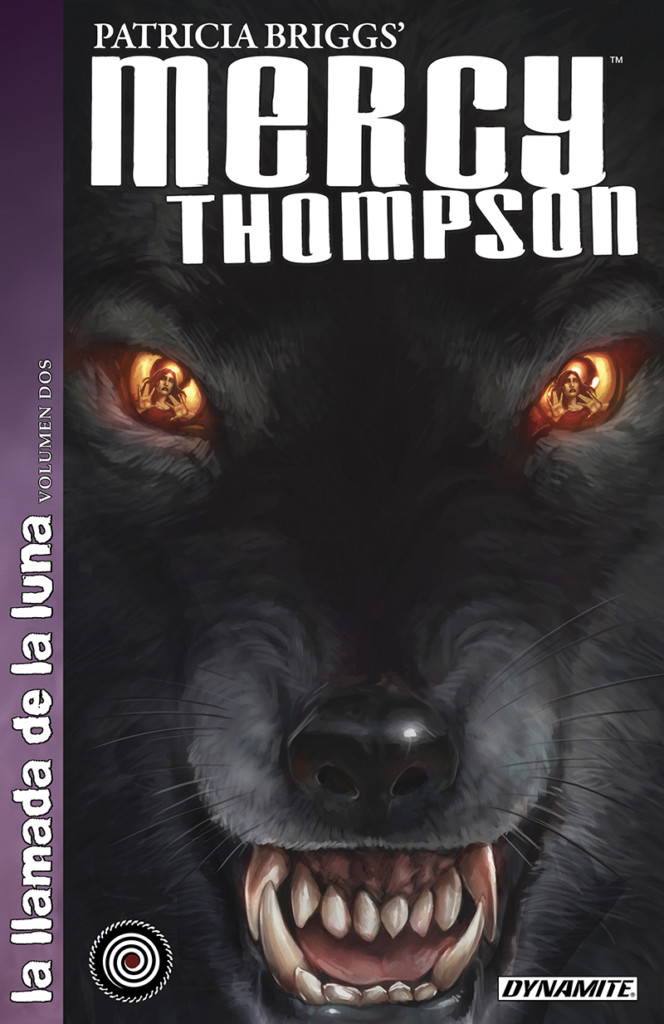 Novedad Ediciones Dimensionales abril 2018 - Mercy Thompson: La llamada de la luna - Volumen 2