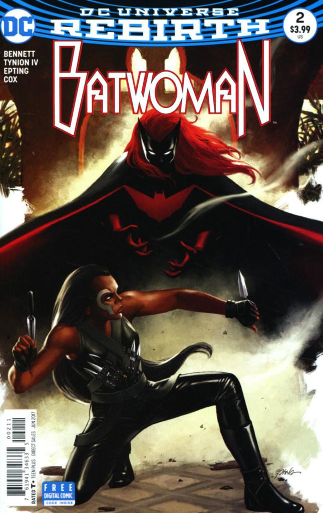 batwoman 2 usa