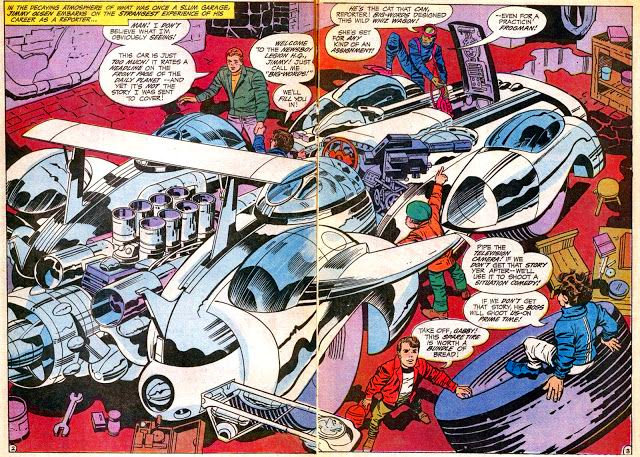 El Cuarto Mundo de Jack Kirby, Volumen 1 - Es la hora de las tortas!!!