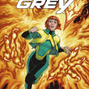 Jean Grey Vol.1 , de Dennis Hopeless y Víctor Ibáñez