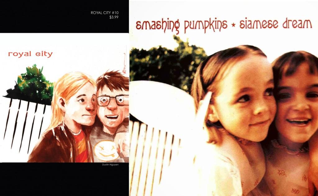 royal city 10 smashing pumpkins