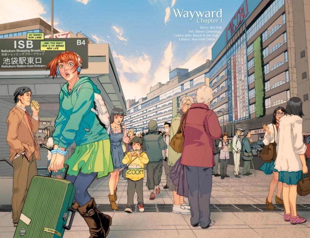 Wayward: Teoría de Cuerdas