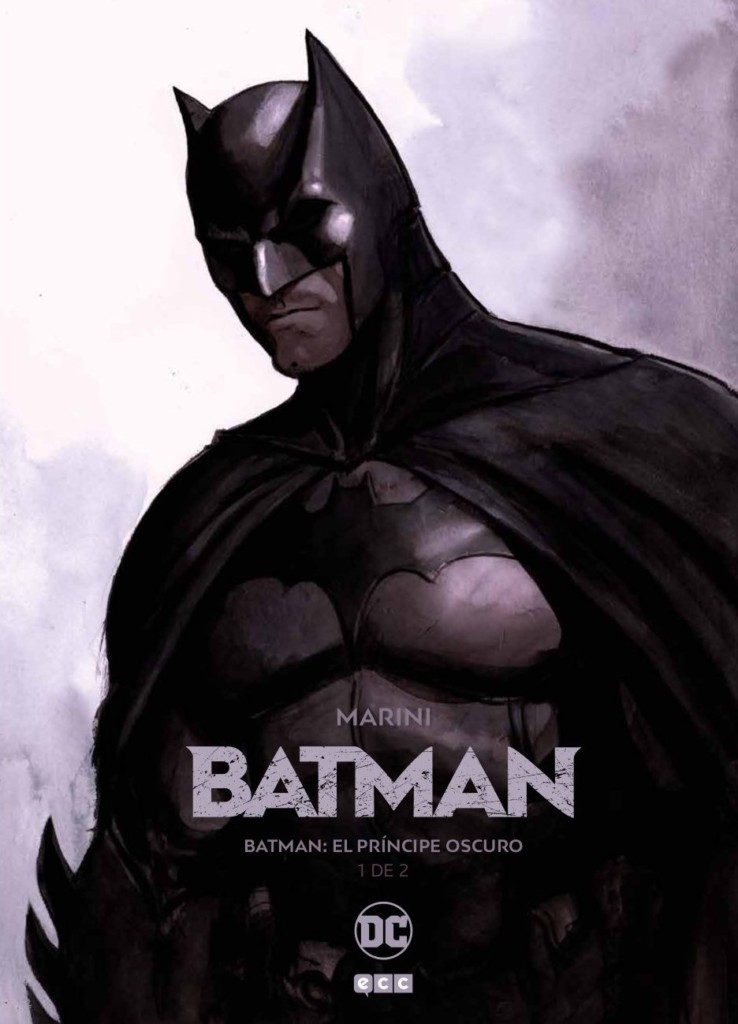 Batman: El príncipe oscuro portada