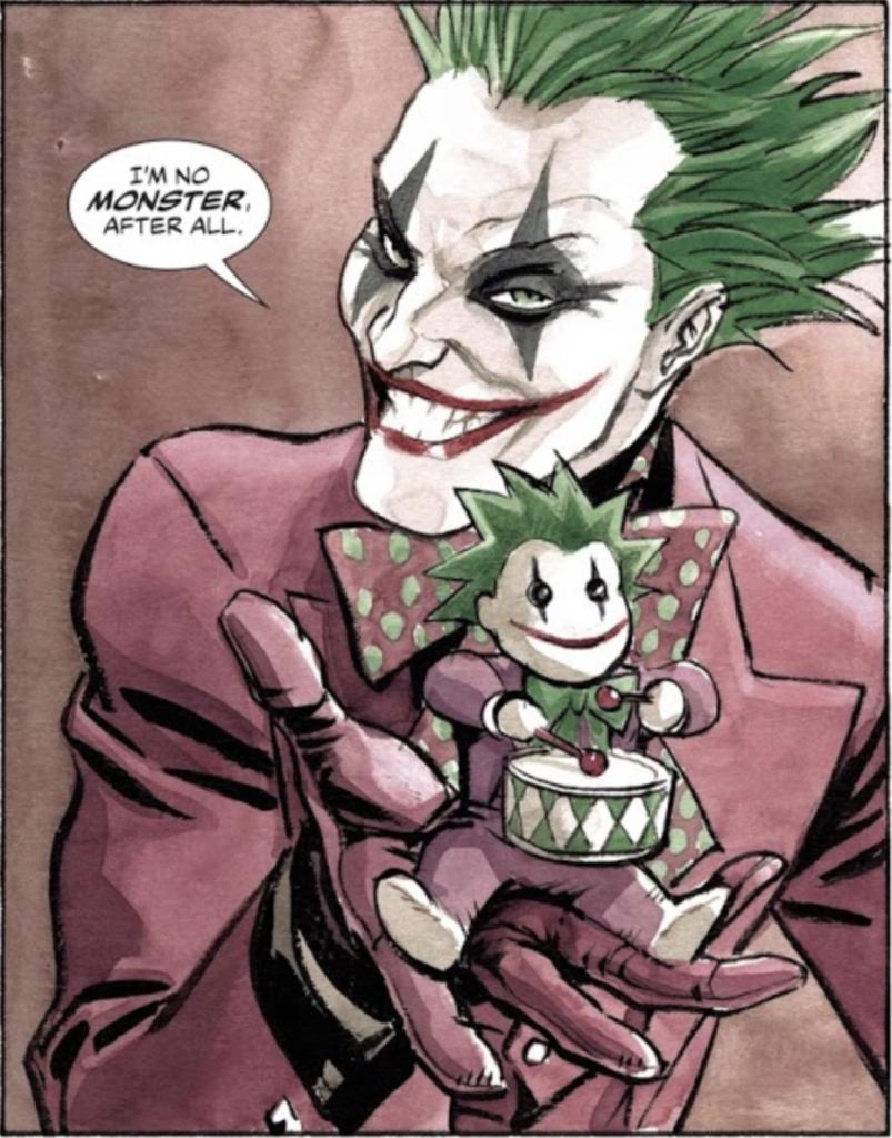 Batman: El príncipe oscuro Joker