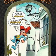 Autores en Viñetas 2018 en Carmona