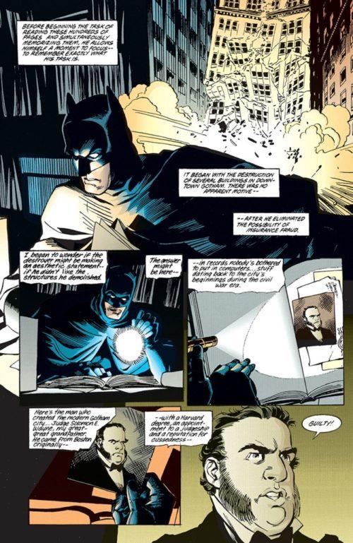 El último Arkham