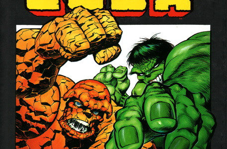 100% Marvel HC Hulk vs. La Cosa: Grandes Tortas