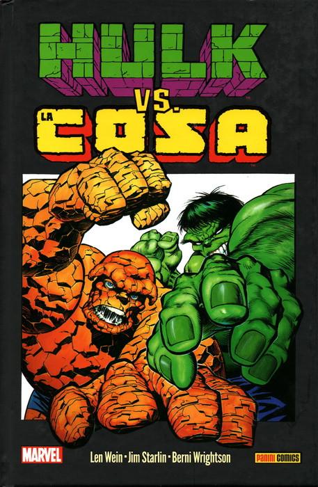 Hulk vs. La cosa