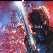 Ninjak 6: Las siete espadas del Maestro Darque