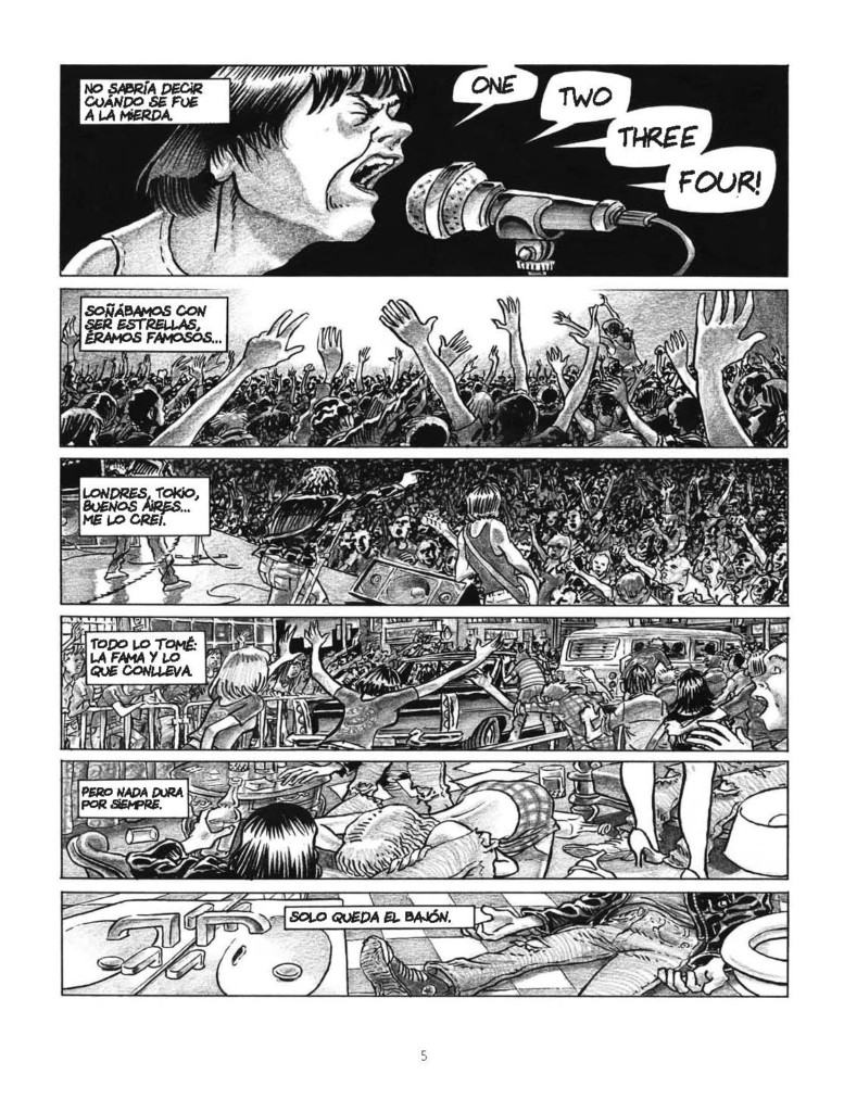 One Two Three Four Ramones Page 1