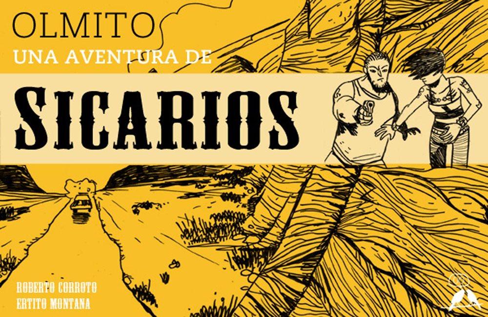 Sicarios 1 portada