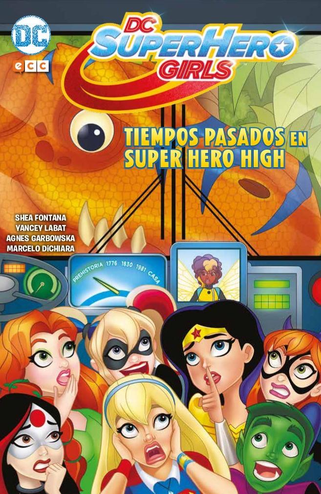 Tiempos pasados en Superhero High