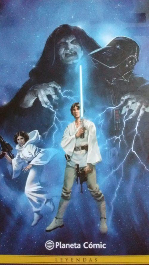 antología Star Wars