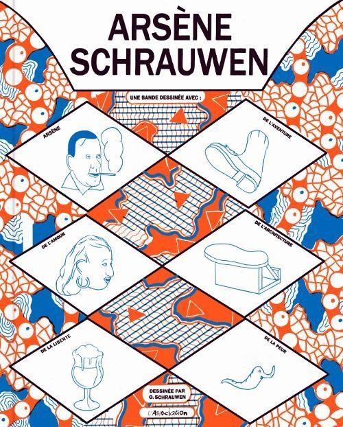 Arsène Schrauwen, portada de L'association