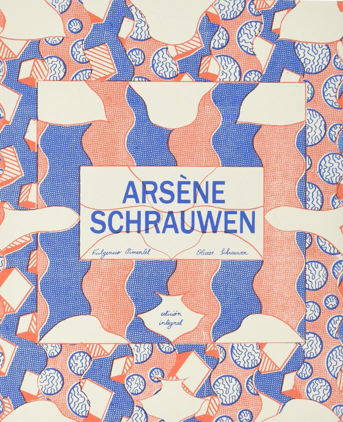 Arsene Schrauwen, portada