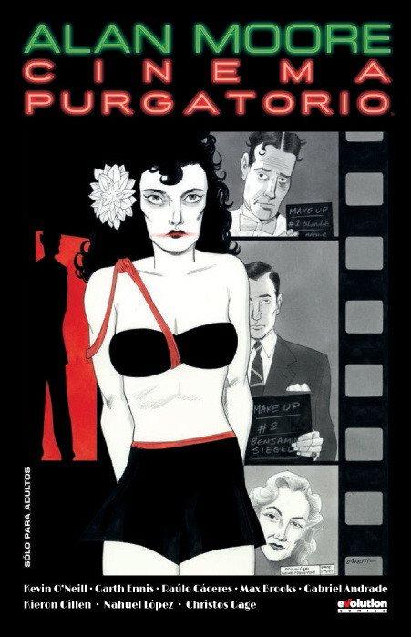 Cinema Purgatorio 4 portada