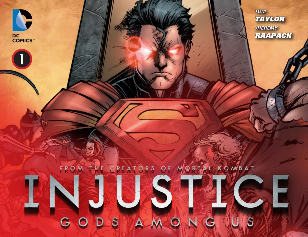 injustice 1 digital