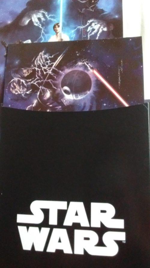 láminas antología star wars