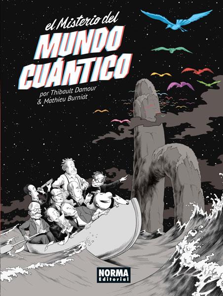 El misterio del mundo cuántico, portada