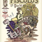 Písculus el Duro y Victorias y Derrotas. Tebeos variados de Unrated Cómics.