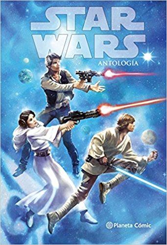 portada star wars antologia