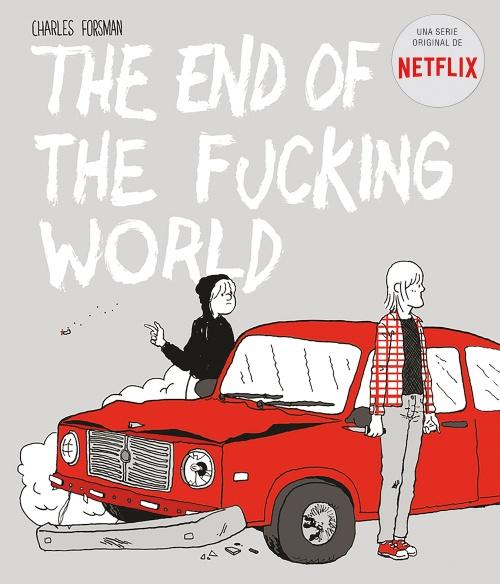 Novedad Sapristi junio 2018 - The end of the fucking world