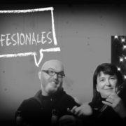 Los Profesionales: Miguel Ángel Giner Bou, Cristina Durán y Laura Ballester