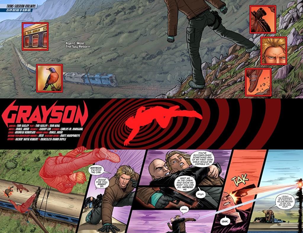 Grayson Integral