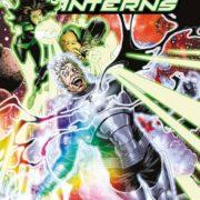 Green Lanterns nº4: Fuera de tiempo