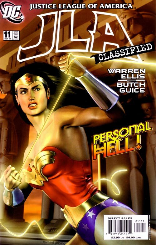 JLA Classified 11