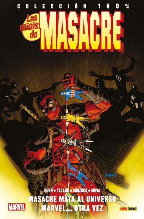 Masacre mata al Universo Marvel