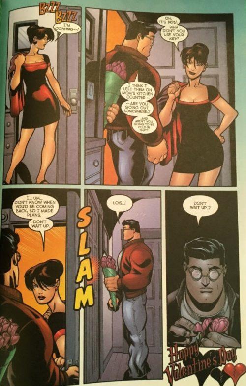 Búsqueda de Lois Lane