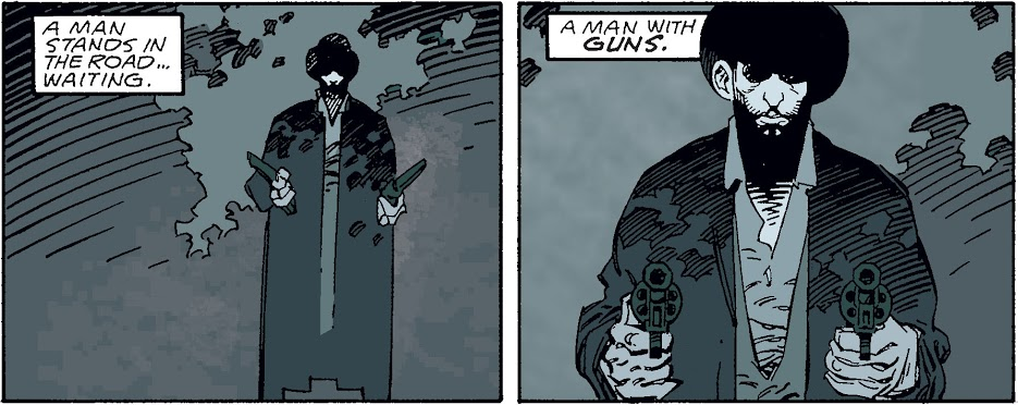 El universo DC de Mike Mignola Gaslight