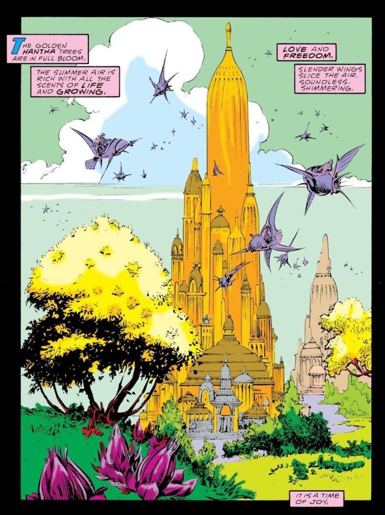 El universo DC de Mike Mignola Krypton