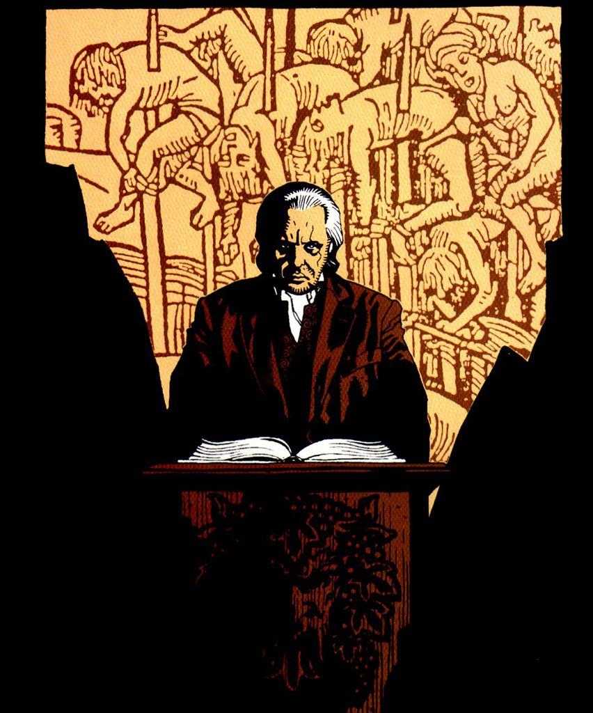 El universo DC de Mike Mignola Van Helsing