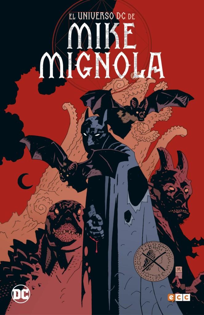 El universo DC de Mike Mignola portada