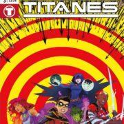 Jóvenes Titanes nº3: El regreso de Kid Flash