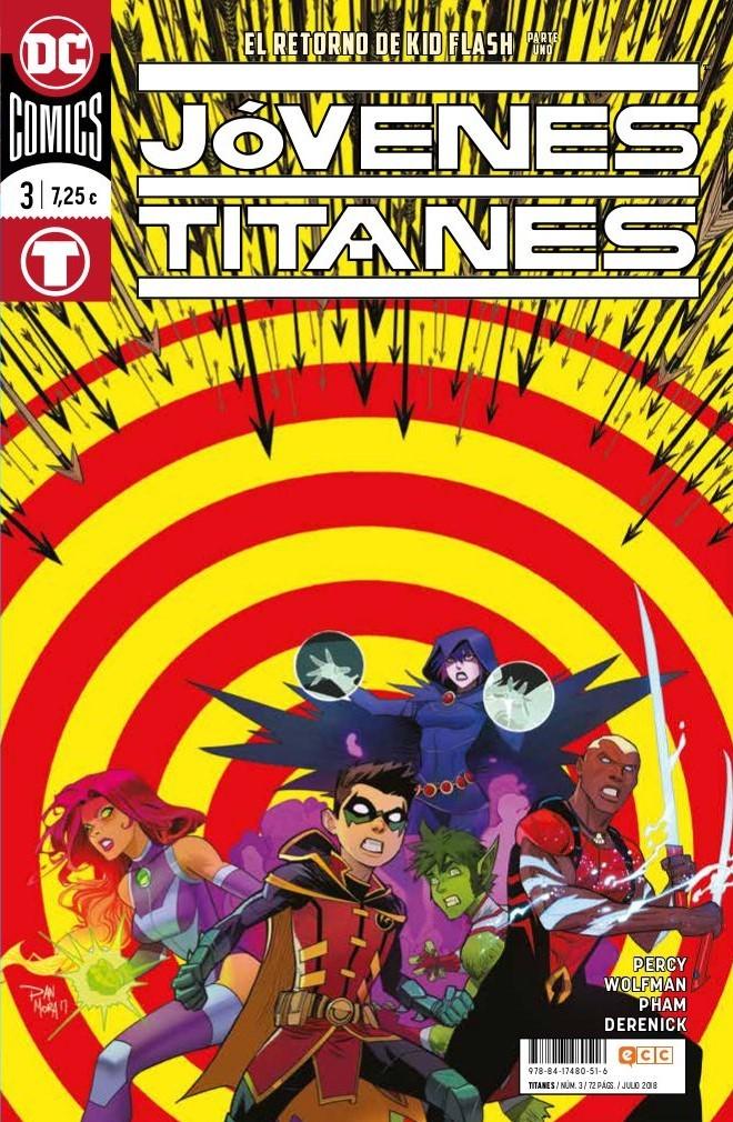 Jóvenes Titanes 3