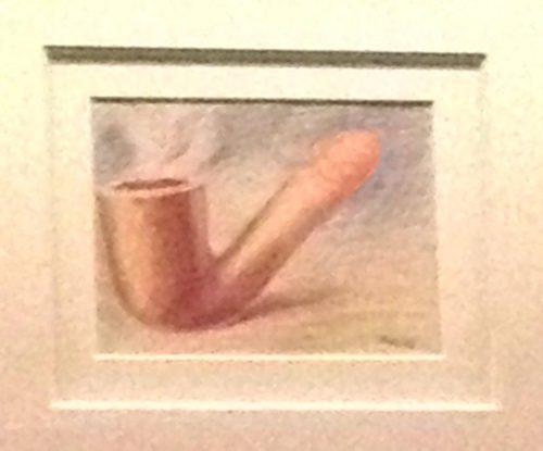 Magritte verge