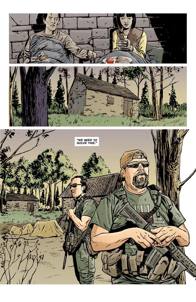 Briggs Land 2: Lobos solitarios