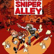 Spirou y Fantasio 54: Un botones en Sniper Alley.