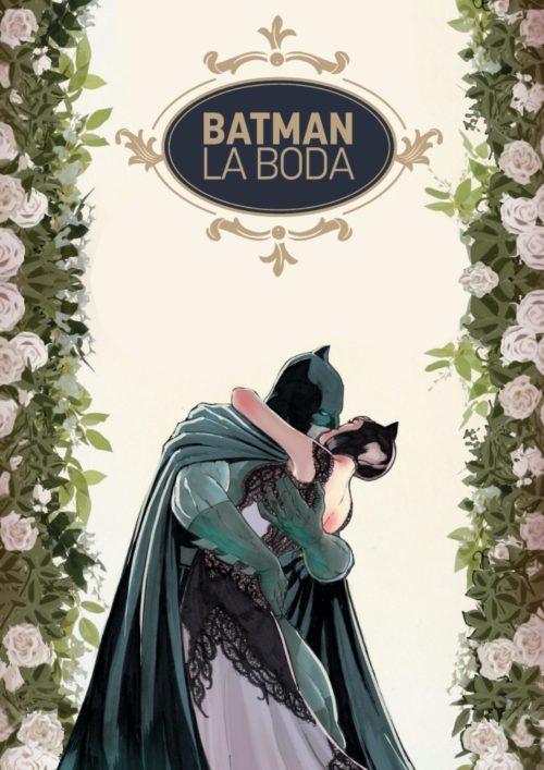 Boda de Batman